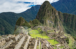 The Wonders of Peru
